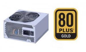 FORTRON zdroj 650W FSP650-80EGN 80+ GOLD, 4x+12V