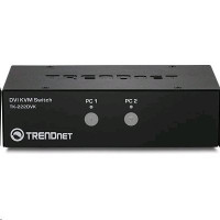 TRENDnet TK 222DVK - Prepínac KVM