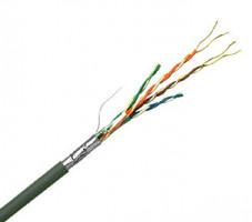 FTP kabel lanko, equip, Cat.5e, box 305m, PVC
