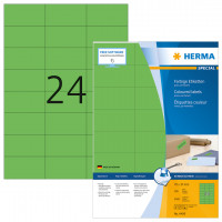 Herma Coloured Label 4409 zelená 2400 ks, etikety