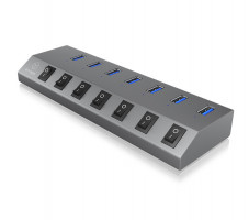 ICY BOX IB-HUB1701-U3 USB 3.0 Hub