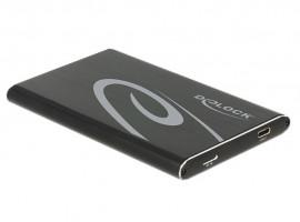 "DeLOCK 42585 2.5"", HDD/SSD externí box"
