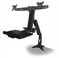 """IcyBox IB-MS600-T2 24"""", držák pro monitor"""