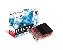 MSI Radeon R5 230 1GD3H LP, grafická karta
