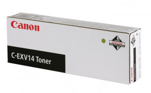 Canon C-EXV14BK černá, toner