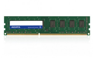 ADATA Premier 8GB DDR3 1600MHz /U-DIMM / CL11 / 1,35V / KIT 2x 4GB