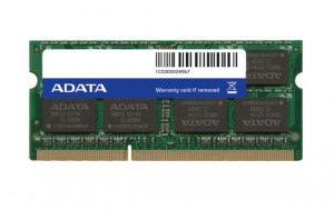 ADATA Premier 8GB DDR3 1600MHz / SO-DIMM / CL11 / KIT 2x 4GB