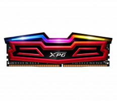 ADATA SPECTRIX D40 32GB DDR4 2666MHz / DIMM / CL16 / červená / KIT 4x 8GB