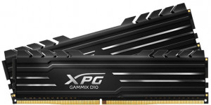 ADATA XPG Gammix D10 8GB DDR4 2400MHz / DIMM / CL16 / černá / KIT 2x 4GB