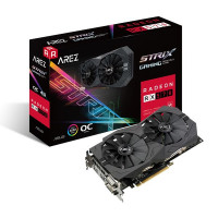 ASUS AREZ-STRIX-RX570-O4G-GAMING Radeon RX 570 4GB GDDR5, Grafická karta