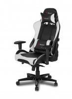 Arozzi Verona XL+ bílá, herní židle