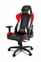 Arozzi Verona Pro V2 herní židle červeno-černo-bílá