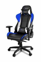 Arozzi Verona Pro V2 herní židle modro-bílo-černá