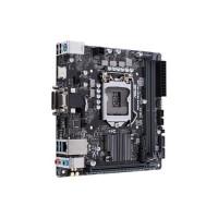 ASUS PRIME H310I-PLUS / H310 / LGA1151 / 2x DDR4 DIMM / M.2 / VGA / DVI-D / HDMI / mini-ITX