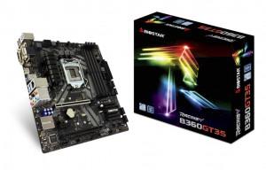 Biostar B360GT3S Intel B360 LGA 1151 (Socket H4) Micro ATX základní deska