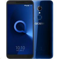 Alcatel 3 5052D Dual SIM mobilní telefon, modrý