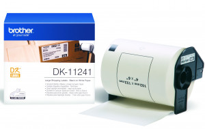 Brother DK-11241, papírové štítky