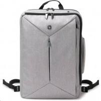 "Dicota Dual Edge 13-15.6"" batoh na notebook šedý"