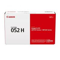 Canon 2200C002 Toner 052H 9200str., černá - originální