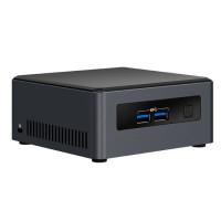Intel NUC 7i7DNHE, černá
