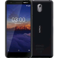 Nokia 3.1 4G 32GB Dual-SIM black/chrome