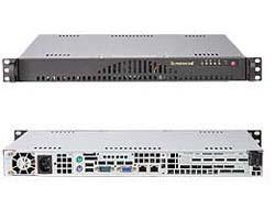 CSE-512L-260B 1U CHASSIS server