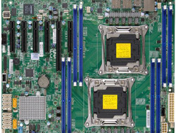 Dual socket R3 LGA 2011 Intel Xeon processor E52600 v3 family