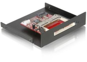 "Adaptér SATA 3,5"" na CompactFlash černý"