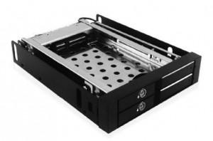 Icy Box Mobile Rack IB-2227StS, externí box