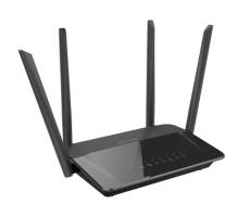 D-Link Wireless AC1200 Dual Band Gigabit Router s external Anténa