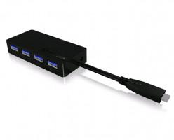 Raidsonic ICY BOX IB-AC6403-C 4 Port USB 3.0 HUB