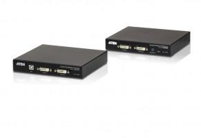 ATEN USB DVI Dual View HDBaseT 2.0 KVM Extender