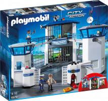 Playmobil 6872 Policejní stanice s vězením