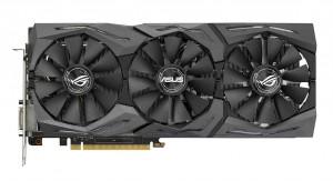ASUS GeForce GTX 1060, 6GB GDDR5 (STRIX-GTX1060-6G-GAMING)