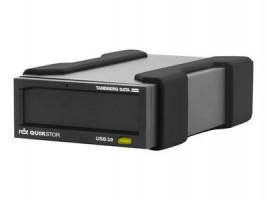 Tandberg RDX External drive sada 500GB Cartridge USB3+
