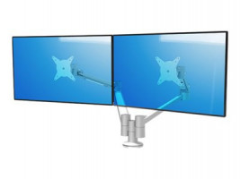 Dataflex ViewLite Plus Monitor Arm 652 - Montážní sada ( upevnění s průchozími šrouby, 2 úchytná ra