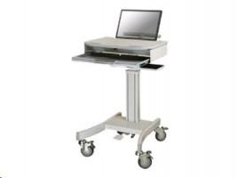 NewStar MED-M100 - Vozík pro notebook / klávesnice / myš - zdravotní - šedá - velikost obrazovky: š