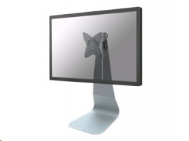 NewStar FPMA-D800 - Stojan pro Displej LCD - stříbrná - velikost obrazovky: 10