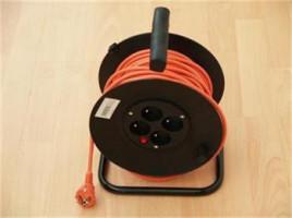 OEM Prodlužovací kabel 230V, 25m na bubnu
