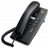 Cisco UC Phone 6901, Charcoal, Slimline handset