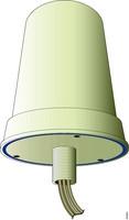 5 GHz 4 dBi 802.11n Omni wall mount antenna (AIR-ANT5140NV-R=)