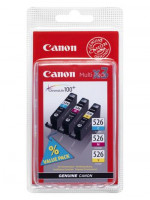Canon cartridge CLI-526 C/M/Y MultiPack (CLI526CMY) SEC