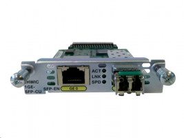 Cisco EHWIC 1 port dual mode SFP(100M/1G)
