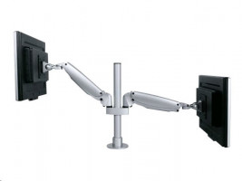 Dataflex Viewmaster M6 Monitor Arm 582 - Montážní sada ( úchyt na stůl, 2 polohovatelná ramena, pol