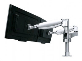 Dataflex Viewmaster M6 Monitor Arm 592 - Montážní sada ( úchyt na stůl, 2 polohovatelná ramena, pol (57.592)