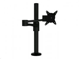 Dataflex ViewLite Monitor Arm 123 - Montážní sada ( interface plate, svorka k montáži na stůl, žerď (58.123)