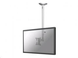 NewStar FPMA-C050SILVER - Montážní sada ( stropní montáž ) pro Displej LCD - stříbrná - velikost ob