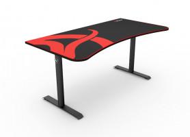Arozzi Arena ARENA-BLACK herní stůl černo-červený