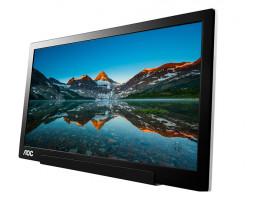 """AOC I1601FWUX 15,6"""" přenosný LCD monitor"""