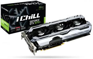 Inno3D GeForce GTX 1070 Ti 8GB grafická karta